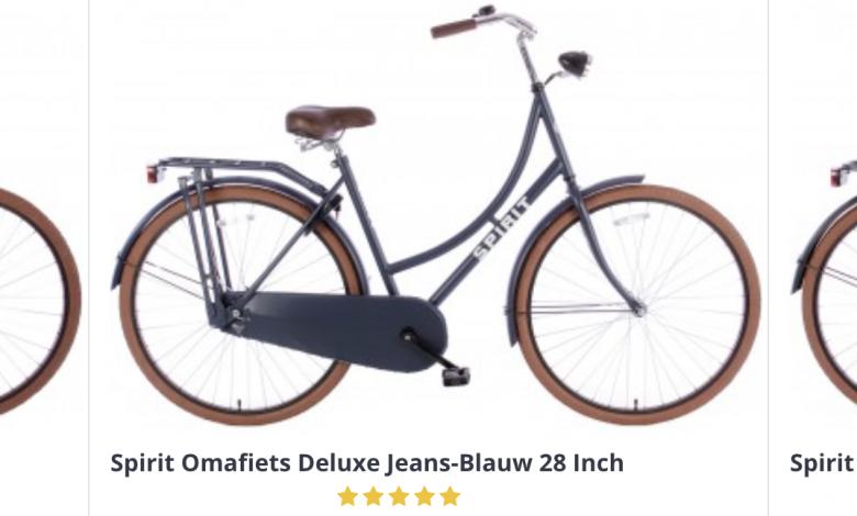 Spirit fietsen